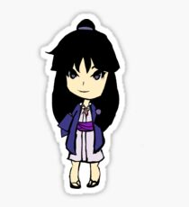 Maya Fey Chibi Sticker