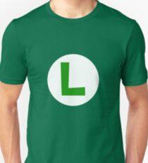 Luigi Symbol T-Shirt