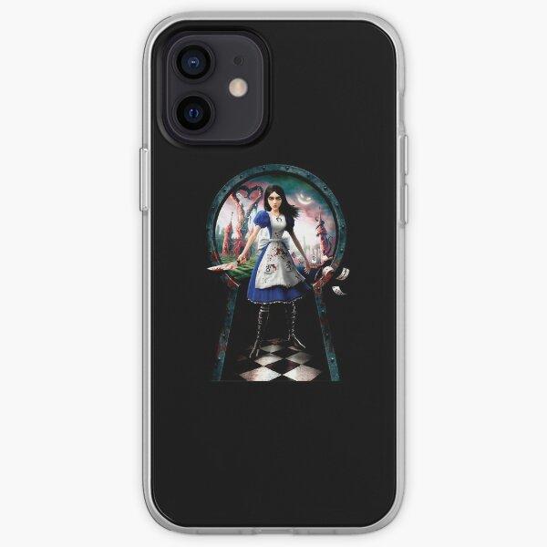 Coques et étuis iPhone sur le thème Alice Madness Returns   Redbubble