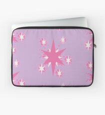 Twilight Sparkle Cutie Mark Laptop Sleeve