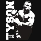 MIKE TYSON Prepare for Hit by createes
