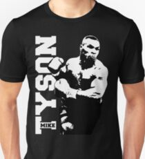 MIKE TYSON Prepare for Hit Unisex T-Shirt