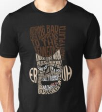 Catchphrase Comp-er-uh-lation Unisex T-Shirt