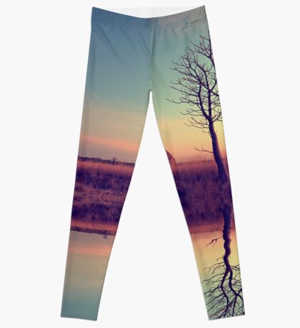 Voyage of discovery Leggings