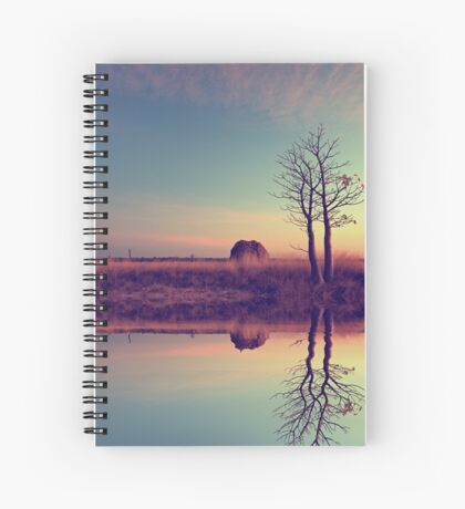 Voyage of discovery Spiral Notebook