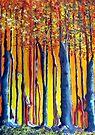 In the shadow of a poplar tree by Elizabeth Kendall
