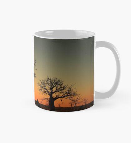 Sunset on the flats Mug