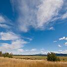 Clouds Over a Wildlife Refuge by Jeff Goulden