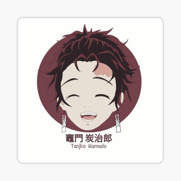 Tanjiro Kamado - Demon Slayer - Kimetsu no yaiba Sticker