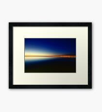 Surreal dawn Framed Print