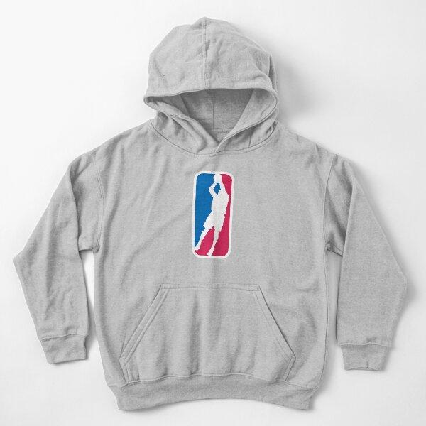 Kobe Bryant Logotipo Sudadera con capucha para niños