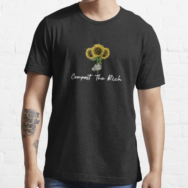 Compost the Rich! Essential T-Shirt