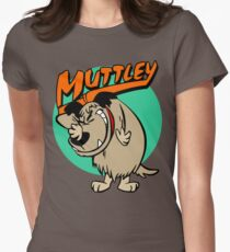 Muttley The Dog Women's Fitted T-Shirt