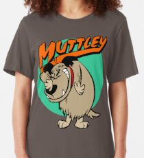 Muttley The Dog Slim Fit T-Shirt