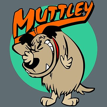 Muttley The Dog by HuldaMacdon