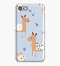 Alpaca iPhone Case/Skin
