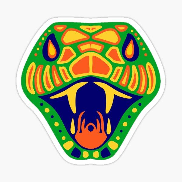 tête de serpent  Sticker