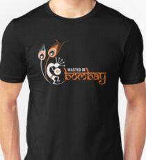 Wasted In Bombay - Orange Logo Promo T-Shirt