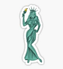 Life, Liberty, and Jessica Sticker