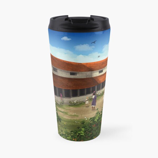 Roman Villa Travel Mug