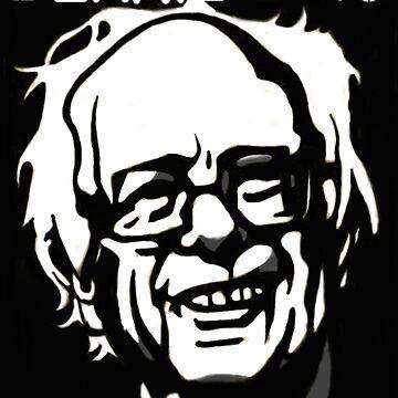 Bernie Sanders by Liam-Wilson