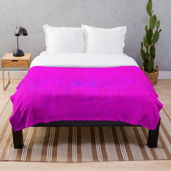 Circle of Love Laptop Blanket Medium Purple,Hot Pink and Pink