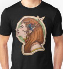 Keyleth: the Half Elf Druid T-Shirt