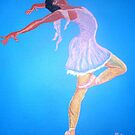 Dance the Dream by Fiona  Lohrbaecher