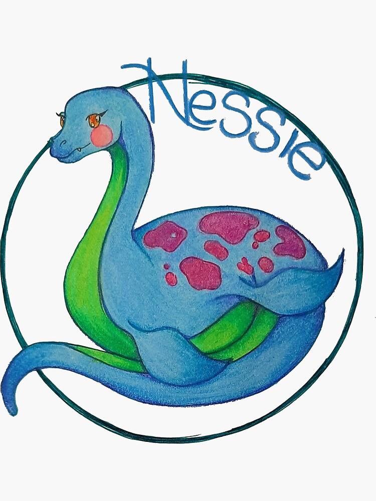 Nessie by NotDeerMag