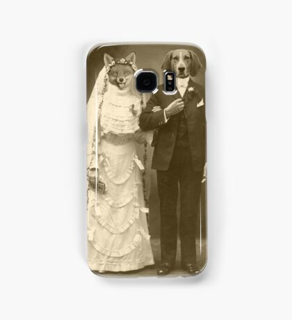 A marriage not made in heaven Samsung Galaxy Case/Skin