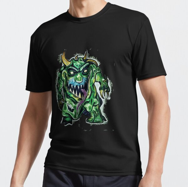 Uncle Nergling Active T-Shirt