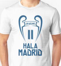 Hala Madrid Champions 11 T-Shirt