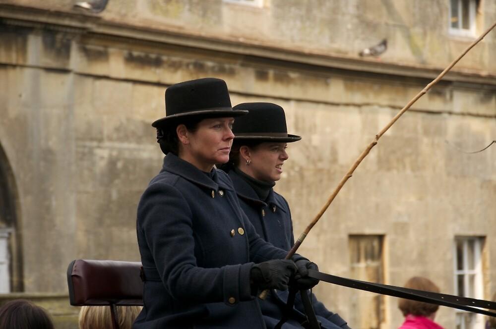 Horse ladies of Bath 7 by brilightning