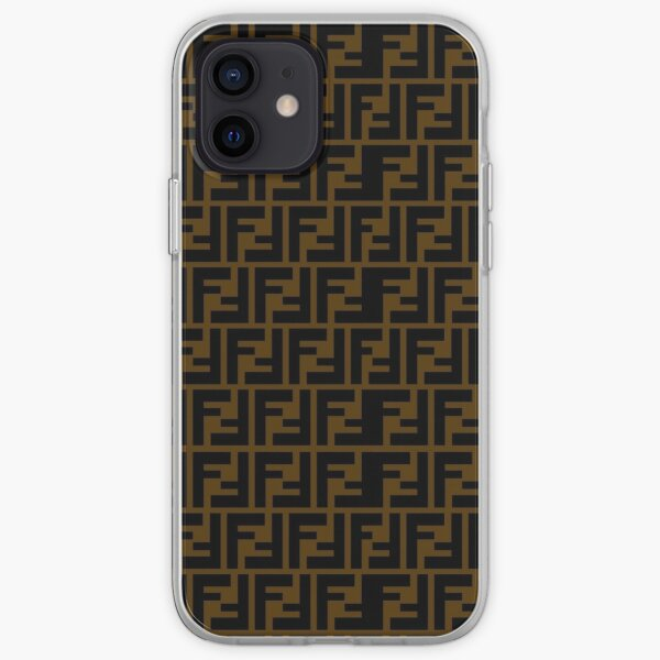 FENDI Original Coque souple iPhone