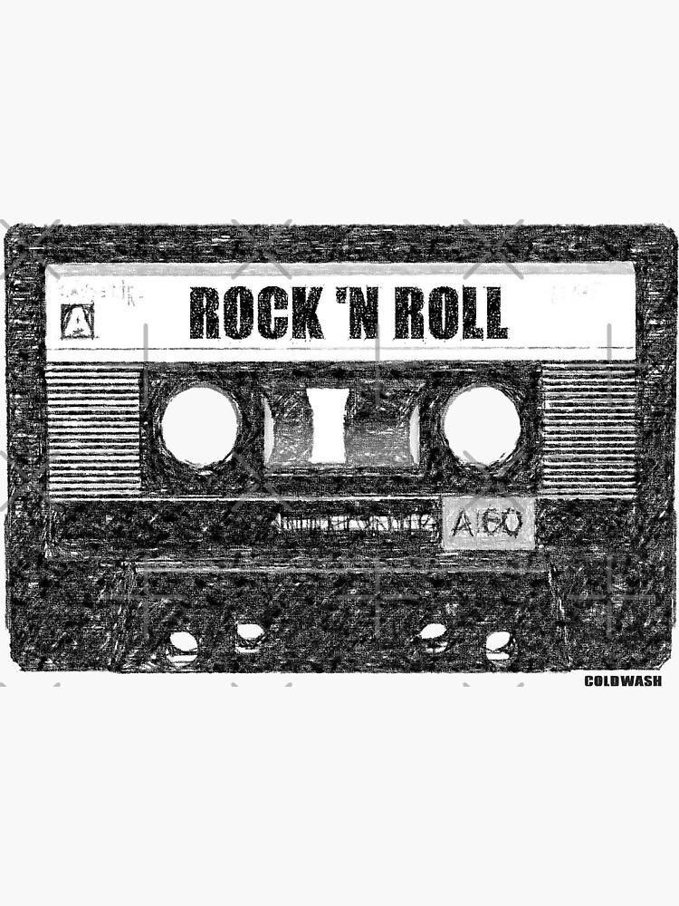 ROCK n' ROLL CASSETTE by Coldwash