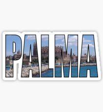 Pegatina Palma