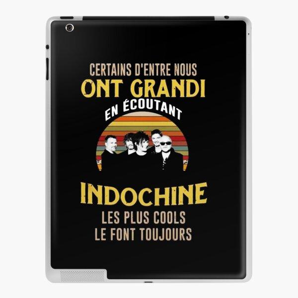 Logo du groupe Best of Indochine7 exselna Genres: Rock, New Wave Skin adhésive iPad