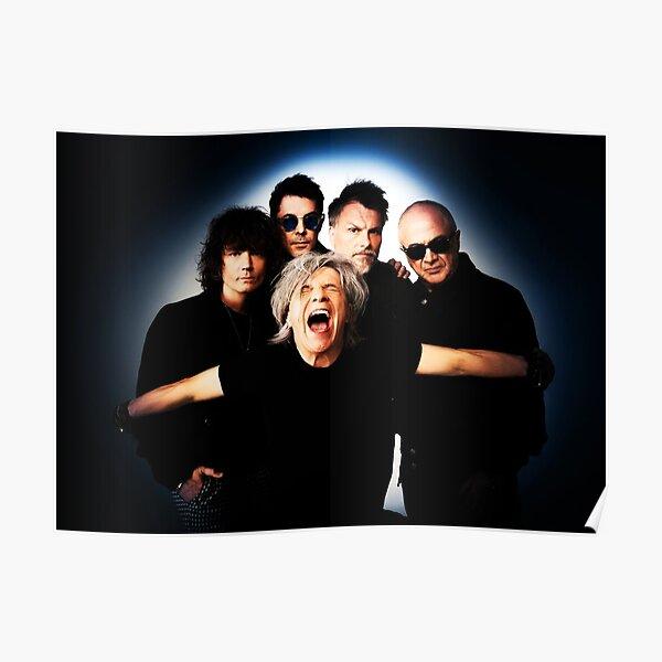 Logo du groupe Best of Indochine8 exselna Genres: Rock, new wave Poster