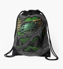 Salamander-Rüstung Turnbeutel