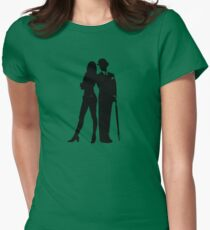 the avengers Womens Fitted T-Shirt