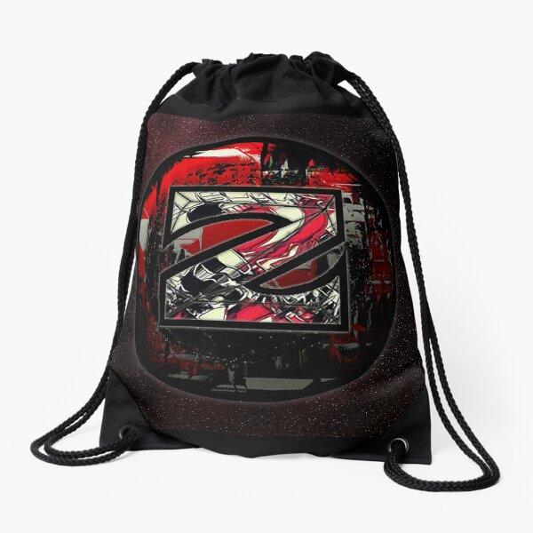 Zerksisms Symbol Drawstring Bag