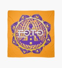 EOTO Bass Invaders Chakra Scarf