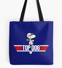 TOP GUN - SNOOPY MAVERICK  Tote Bag