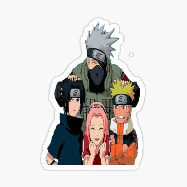 Team 7 collect Sticker
