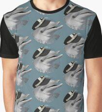 "Jotaro Dolphin ""Popping"" Graphic T-Shirt"