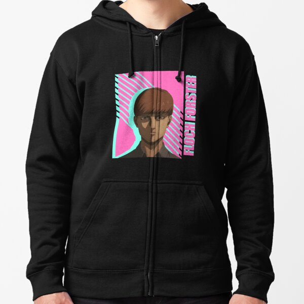 Floch Forster Zipped Hoodie