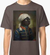 The Hermitage Court Moor Cat  Classic T-Shirt