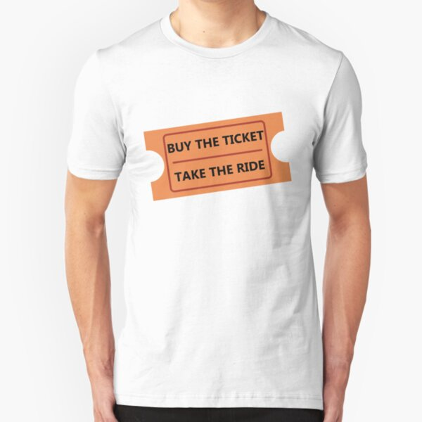 Fear and Loathing in Fair Grounds Slim Fit T-Shirt