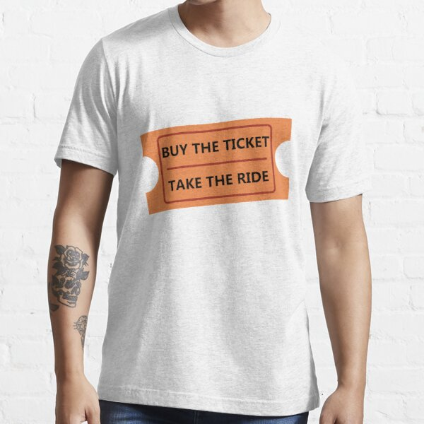 Fear and Loathing in Fair Grounds Essential T-Shirt