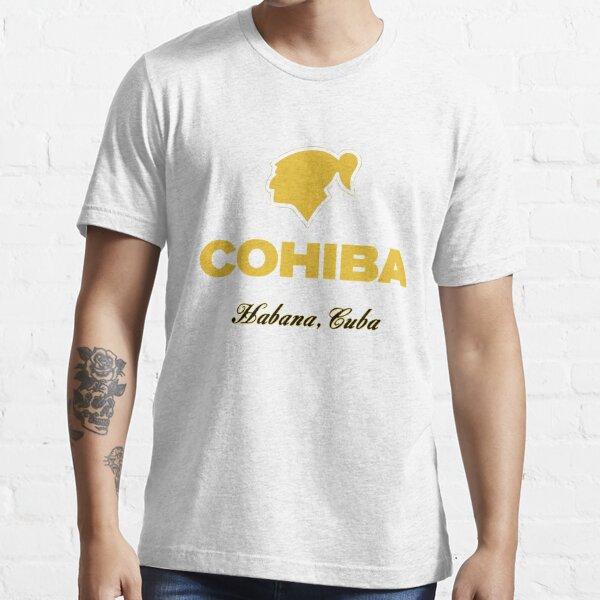 cohiba habana cuba Essential T-Shirt